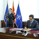 Пендаровски го потпиша Законот за попис