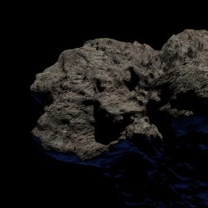 """""""Хаябуса 2"""" успя да направи кратер на астероида Рюгу"""