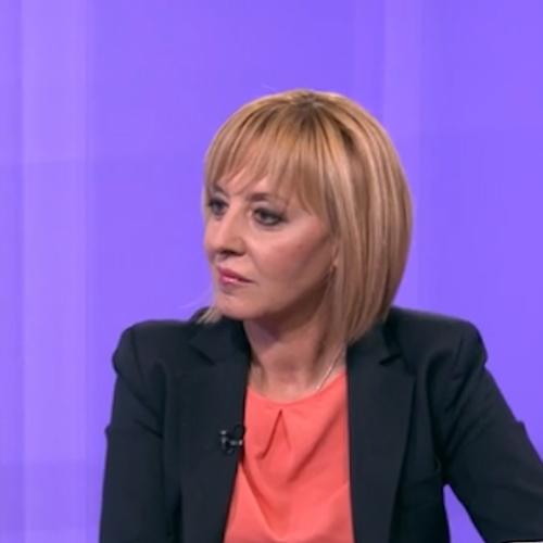 Мая Манолова: Не се боря за власт, а искам гражданите да бъдат овластени