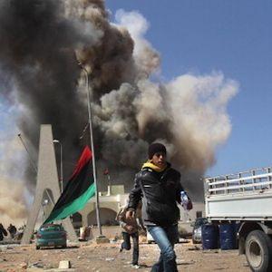 Съседите на Либия отхвърлиха всяка външна намеса за уреждане на кризата