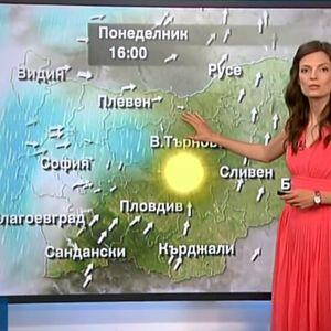 Прогноза за времето (19.05.2019 - централна)