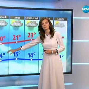 Прогноза за времето (23.09.2019 - обедна)