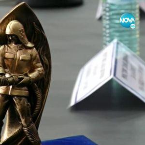 Нова награда за огнеборците, предотвратили трагедията на гара Борово