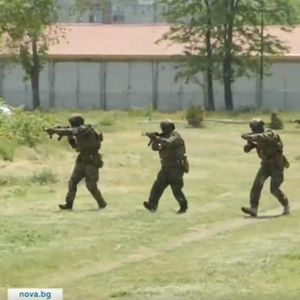 Спецсили на НАТО демонстрираха умения в Пловдив