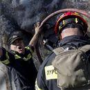 Продължава гасенето на 4 големи горски пожара в Гърция