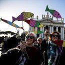 Десетки хиляди излязоха на протест в Рим срещу крайната десница