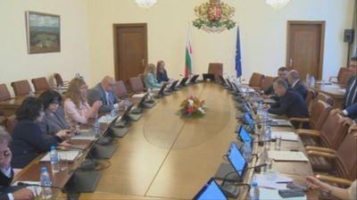 Съветът по сигурността към МС обсъди Годишния доклад за националната сигурност