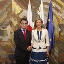 Японски външен министър посети България за пръв път от 12 години