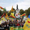 PODRŠKA KURDIMA Protesti širom Evrope zbog napada Turske u Siriji