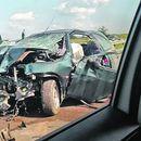 JEZIVA NESREĆA NA HRVATSKOM AUTOPUTU Državljani Srbije sleteli s puta, muškarac poginuo, svedoci: Dve osobe su ispale iz vozila