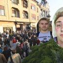 Protest studenata u Novom Sadu zbog napada na kolege, jedan od napadača UHAPŠEN