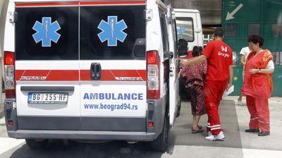 Povređen radnik na Vilinim vodama