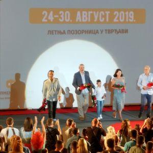 """APLAUZI ZA""""KRALJA PETRA I"""" Ristovski: Na festival dolazim 40 godina, vi ste najdivnija publika na svetu"""