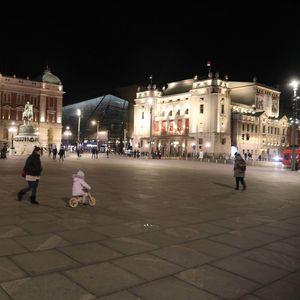 BEOGRAD KAO GRAD DUHOVA Ulice prazne, ugostiteljski i uslužni objekti stavili katanac DO PONEDELJKA