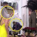 SVADBA U ZADRUZI Aleksandra  u venčanici pripijenoj uz telo, Maja ne odvaja pogled od Janjuša - uradila ono što bi RAZBESNELO SVAKU MLADU