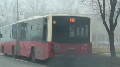 Vazduh u prestonici veoma je ZAGAĐEN, evo šta je Beograđane dodatno RAZLJUTILO