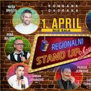 Regionalni stend ap šou 1. aprila u Beogradu