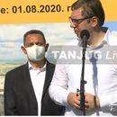 """""""SRBIJA DRUGA U EVROPI PO RASTU BDP"""" Vučić: Prihodi u budžetu veći od očekivanih"""