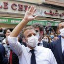 Makron: SAD treba da reinvestiraju u Liban
