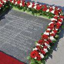 SEĆANJE NA ZAJEDNIČKU POBEDU Na Trgu republike otkriveno spomen obeležje CRVENOARMEJCIMA
