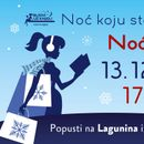 Noć knjige - 13. decembra od 17 sati do ponoći