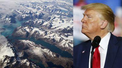 TRAMP ŽELI DA KUPI GRENLAND Danska ima problema zbog ledenog ostrva, američki lider želi parče kolača