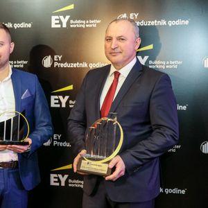 Zoran i Nikola Anđelković - Anđelković AL– EY Preduzetnici 2019. godine u Srbiji