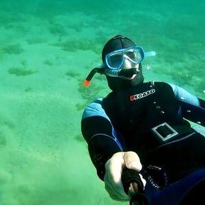 Нуркачите Борис Јаневски и Маркоски Иле споделија прекрасно видео со подводните убавини на Охридското Езеро
