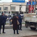 Камперите пред Собрание се спакуваа ФОТО