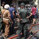 Поради 310 загинати лица, Ден на национална жалост во Шри Ланка