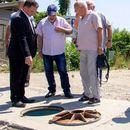 Трубарево се збогува со септичките јами, конечно доби канализација