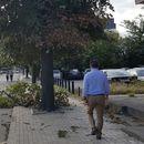 Две скршени гранки уште лежат на Јордан Мијалков (ФОТО)