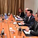 Заев – Мицотакис: Економските односи меѓу двете земји бележат нагорен тренд