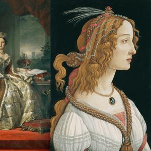 Тайният език на бижутата в женските портрети