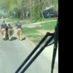 Овие пожарникари го воодушевија целиот свет: Она што го направија за воениот ветеран допре многумина