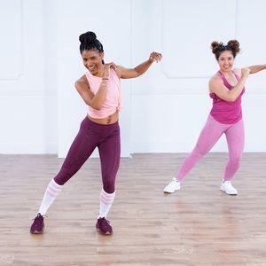 Лесно како песна: Согорете калории со кардио танц!