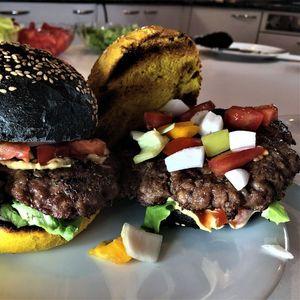Хамбургер за почеток  на сезоната