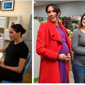 Снимките ја разоткрија –  Доказ дека Меган Маркл имала лажна бременост?
