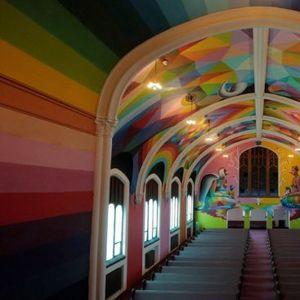 Меѓународна црква на канабисот, место на кое канабисот се користи како причест