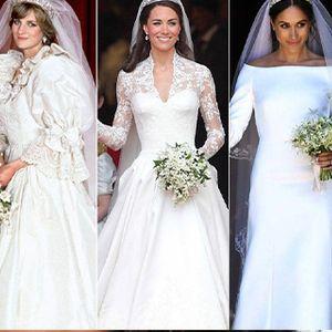 Најлегендарните Британски кралски венчаници низ историјата