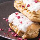Еклери со пудинг од костен: Десерт што се топи во уста!