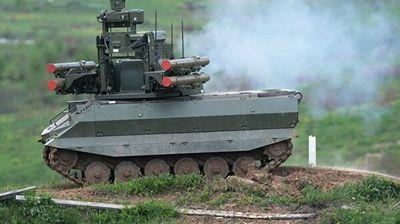 """Daily Express: Među Putinovim smrtonosnim oružjima i borbeni robot """"Terminator"""""""