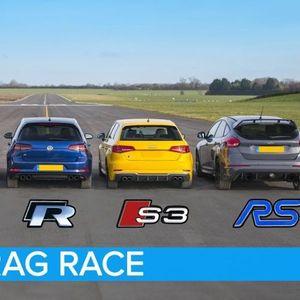 Најбрзиот спортски компактен автомобил е?