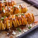 Како да направите пржени и печени компири на креативен начин