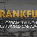 Листа на кандидати за светски автомобил на годината