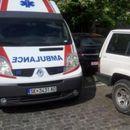Малолетник падна од приколка – итно донесен на Ургентен во Скопје