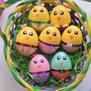 Израдувајте ги најмладите: Интересна идеја за весели велигденски јајца