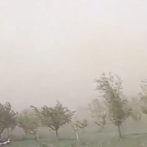 Панчево како Сахара: Облак со песок ја покри Европа
