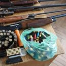 ФОТО: Полицијата упадна во дом на битолчанец - Криел цел арсенал оружје