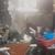 ВИДЕО: Само пепел остана во станот во Карпош